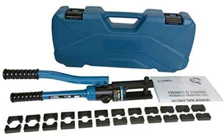 TEMCo Hydraulic Cable Lug Crimper TH0005