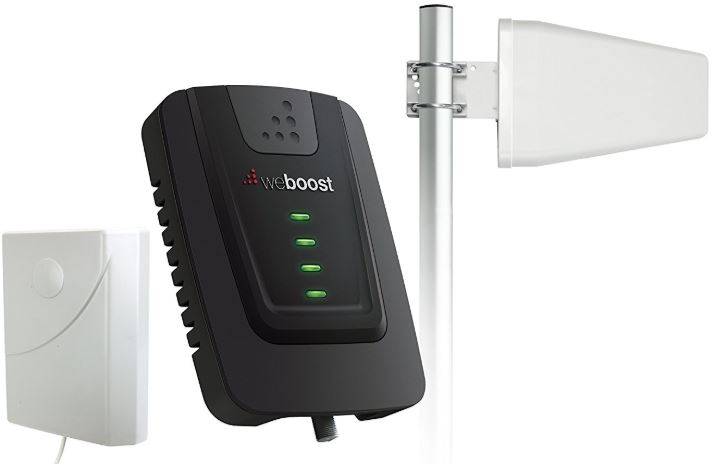 Cell phone blocking devices - weak cell phone signal at home