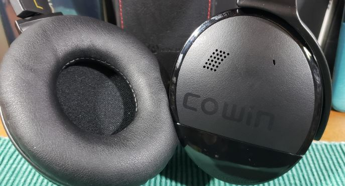 COWIN E8 Active Noise Cancelling Bluetooth Headphones Review