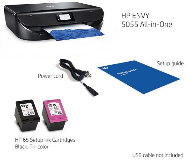 HP ENVY 5055