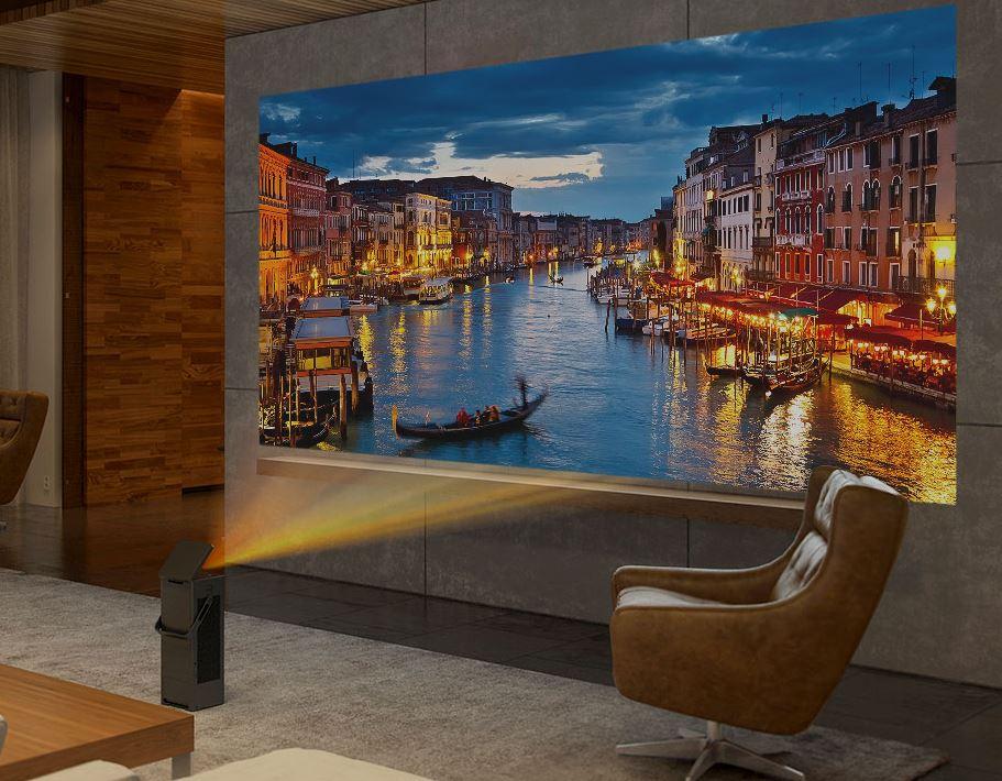 Review of the LG HU80KA 4K UHD Smart Home Theater Projector