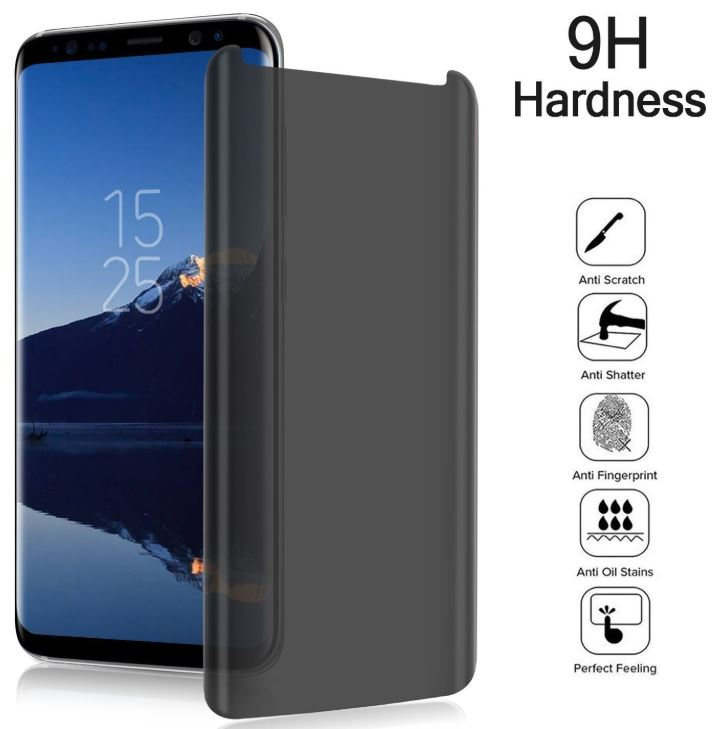 LuettBiden S9 Privacy Screen Protector