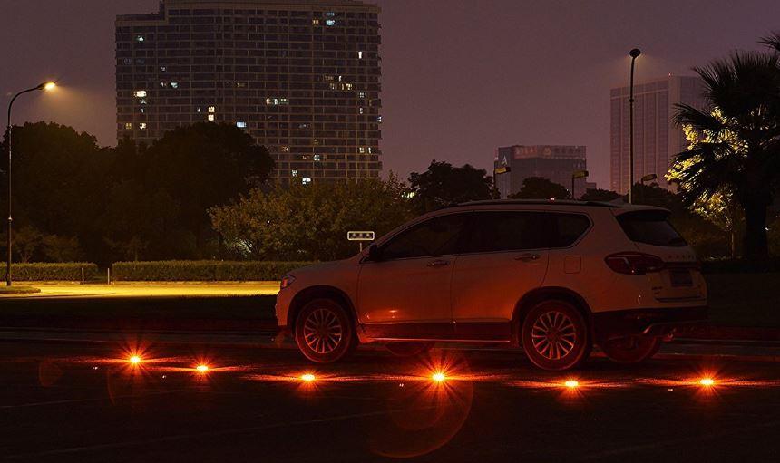 SlimK LED Road Flares