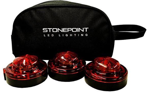 StonePoint Emergency Roadside LED Beacon