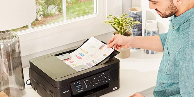 Review of the Brother MFC-J491DW Wireless All-in-One Inkjet