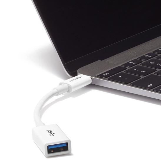 AmazonBasics USB Type-C to USB Female Adapter