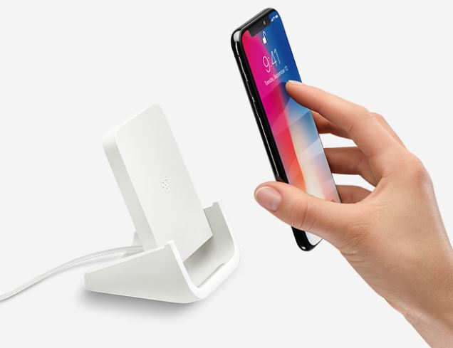 Logitech Powered iPhone Wireless Charging Stand