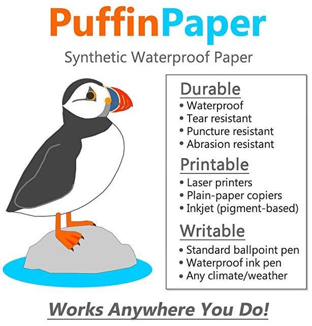 Puffin Paper