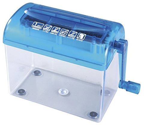 Sanwa Supply Hand Shredder