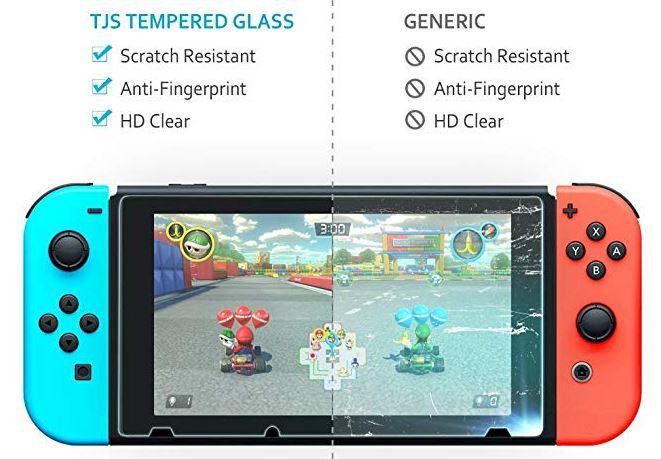 TJS Nintendo Switch Screen Protector
