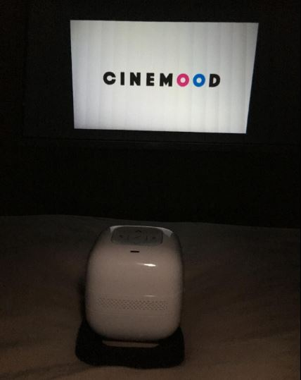 Cinemood Portable Movie Theater