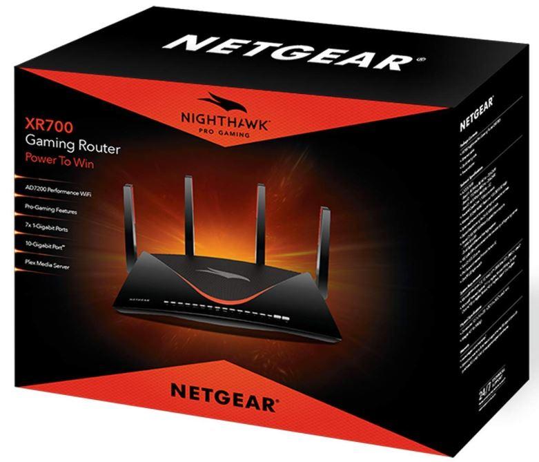NETGEAR Nighthawk Pro XR700