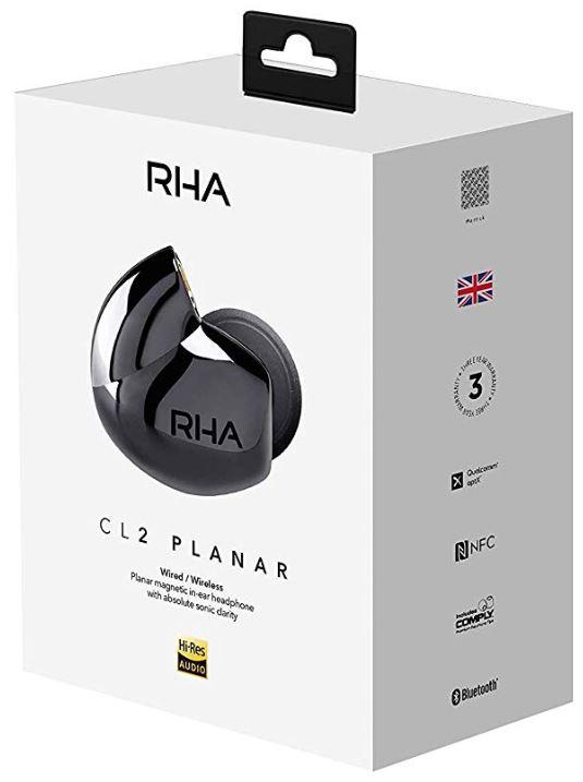 RHA CL2 Planar In-Ear Headphones