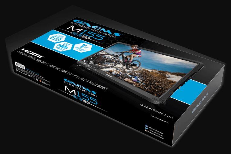 GAEMS M155 1080p