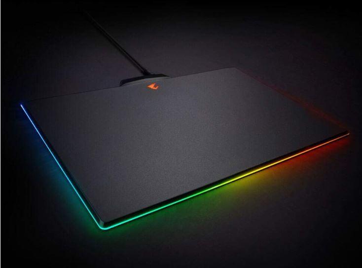 GIGABYTE AORUS P7 RGB Gaming Mouse Pad