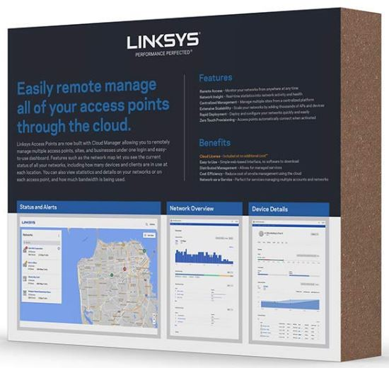 Linksys-Business-Dual-Band-Cloud-Wireless-Access-Point