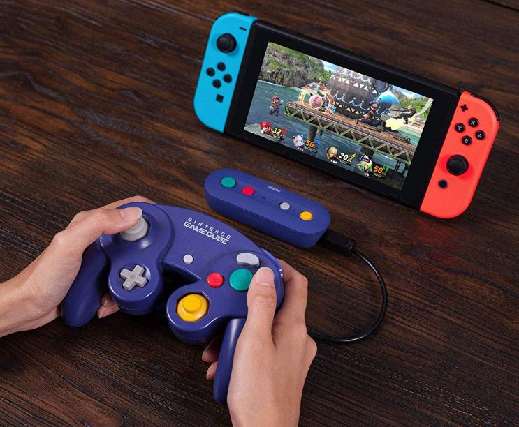 8BitDo Gbros Nintendo Switch Wireless Adapter