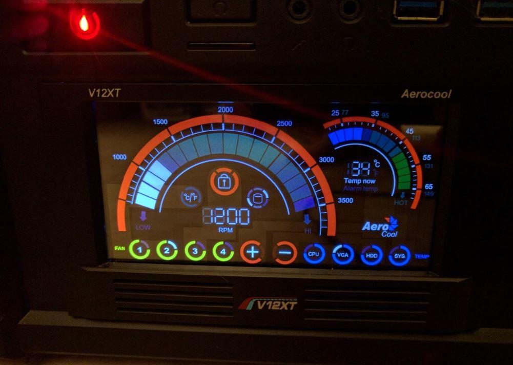 Aerocool V12XT