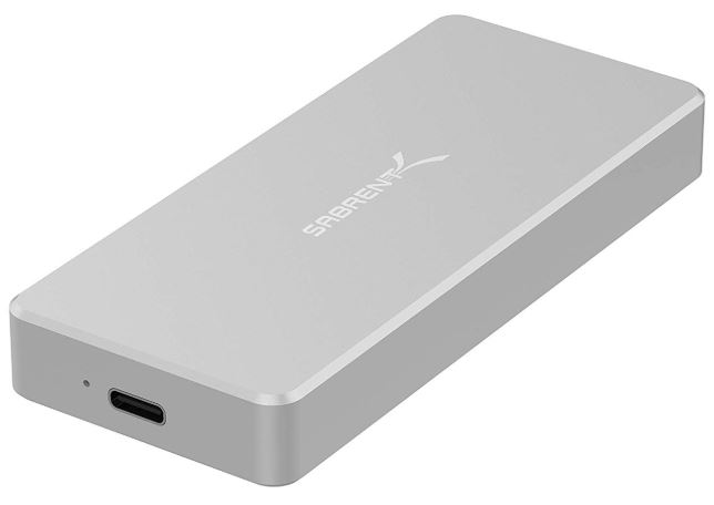 Sabrent USB Type-C Aluminum Enclosure