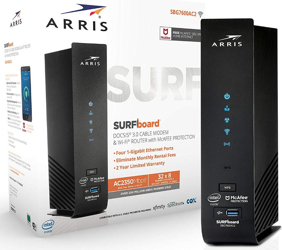 Guide To The Best Cable Modem Wifi Router Combo 2020 Updated