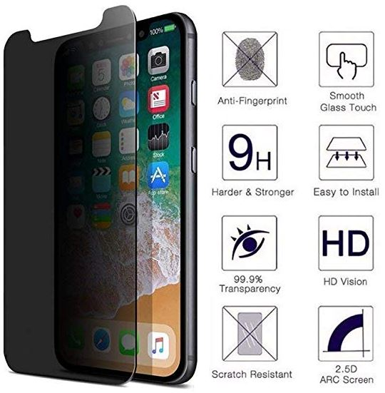 Blitzby High Grade Privacy Screen Protector