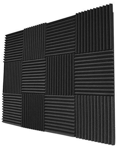 Foamily Acoustic Studio Panels