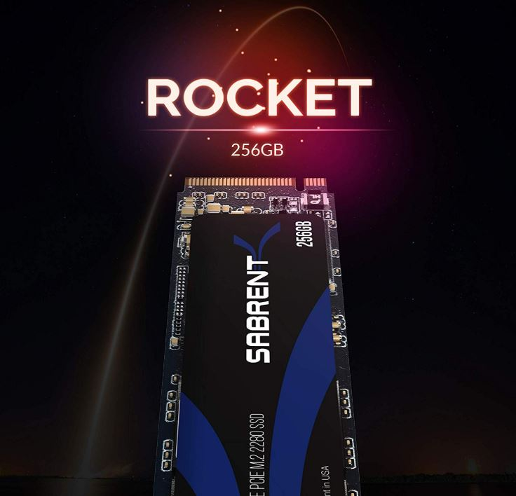 Sabrent Rocket NVMe PCIe Internal SSD Review - Nerd Techy