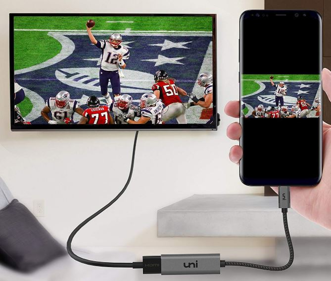 Uni USB C to HDMI Adapter