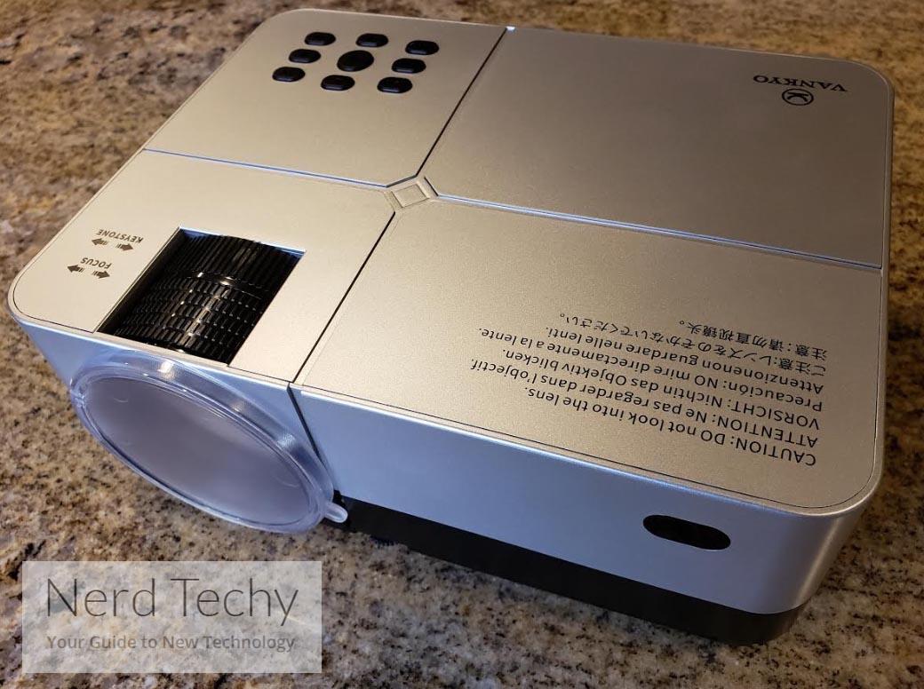 VANKYO Leisure 420 Mini Projector Review - Nerd Techy