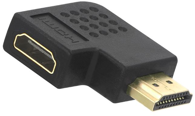 VCE Vertical Flat HDMI Adapters