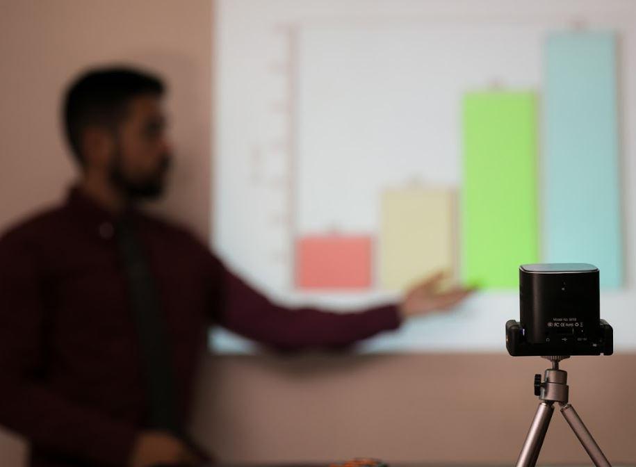 PIQO Mini Projector