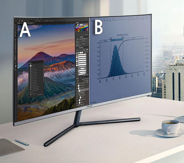 In-Depth Review of the Samsung U32R590 Curved UHD 4K Monitor