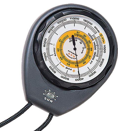 Sun Company Altimeter 203