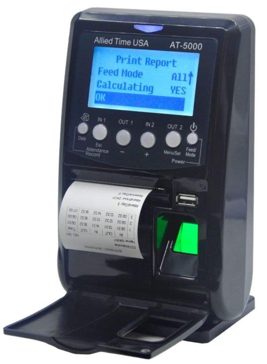 Guide to the Best Biometric Fingerprint Scanner Time Clock