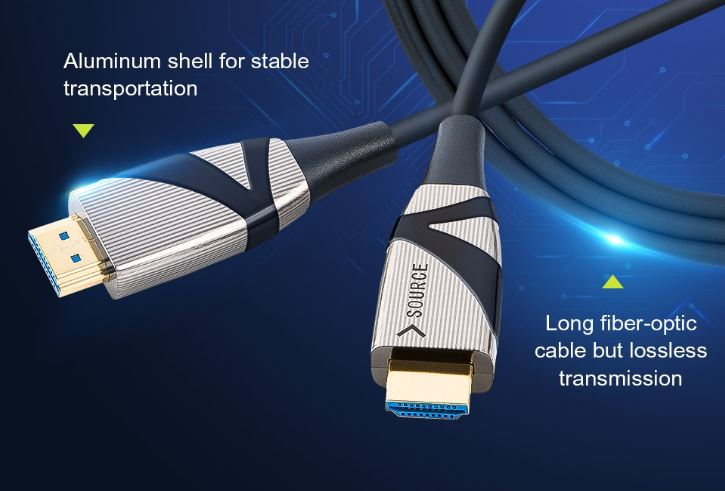 CableCreation HDMI Fiber Cable