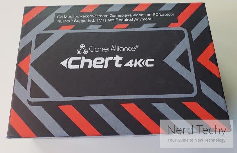ClonerAlliance Chert 4KC