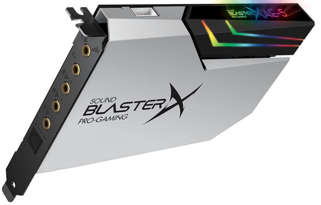 Creative Sound BlasterX AE-5 Pure Edition