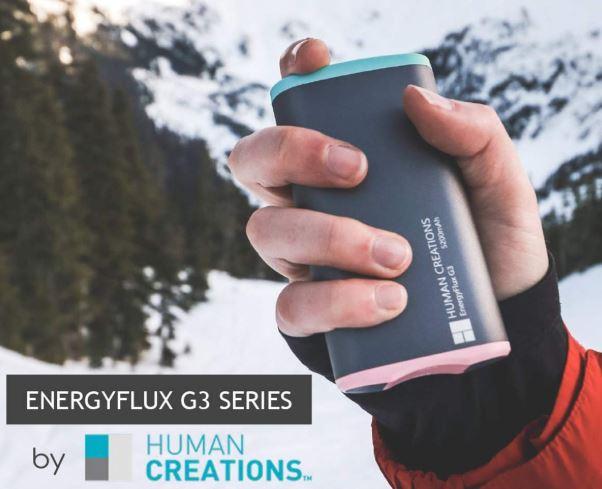 EnergyFlux G3 Hand Warmer