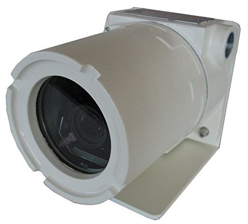 Hazardous Area Explosion Proof Video Camera