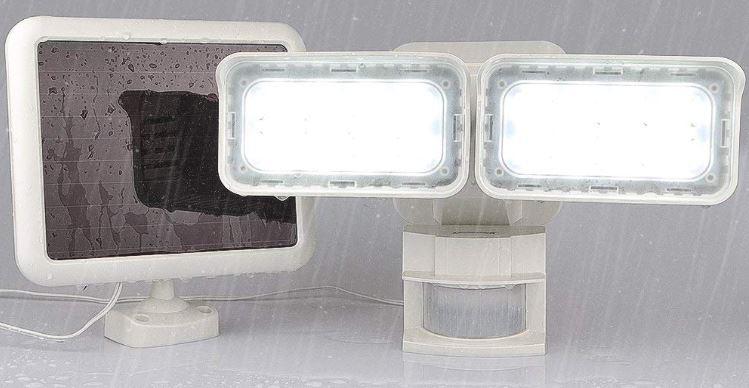 LEPOWER 1500LM Solar LED