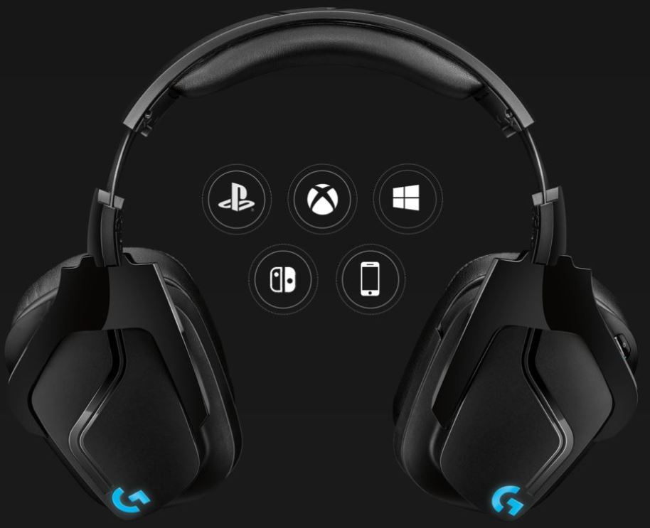 Logitech G933 Surround Sound Fix