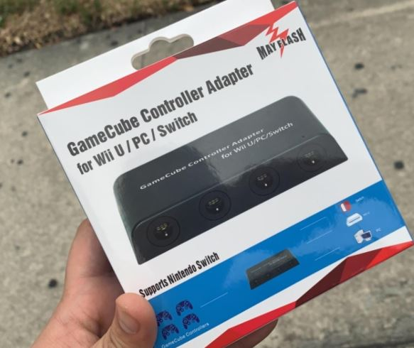 Mayflash GameCube Controller Adapter
