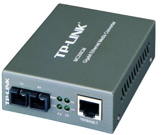 TP-Link Gigabit Ethernet Media Converter