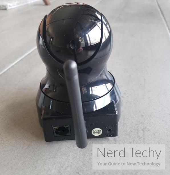 In-Depth Review of the TENVIS 1080P IP Camera - Nerd Techy