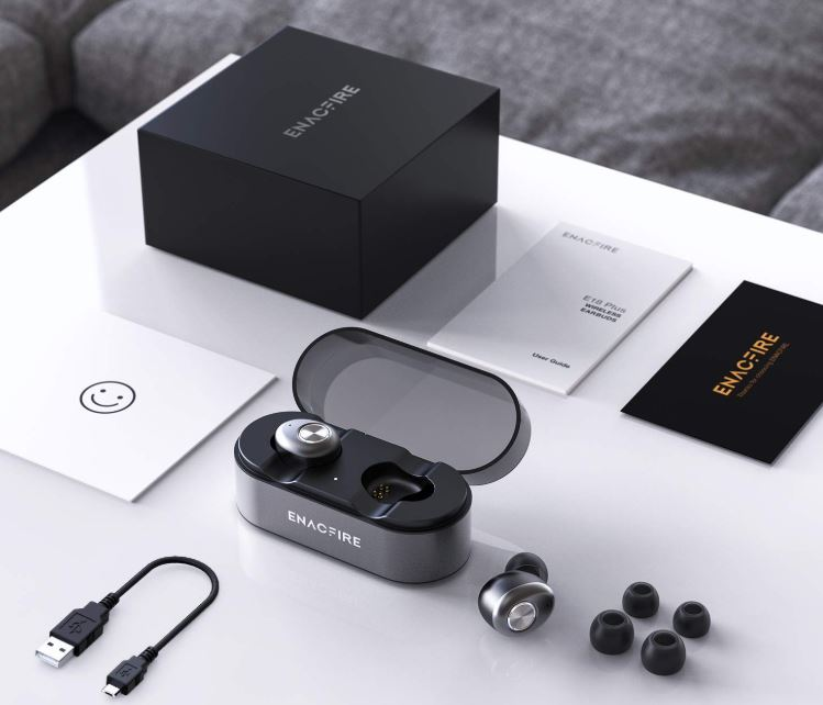 Image result for Enacfire E18 earbuds - HD Images