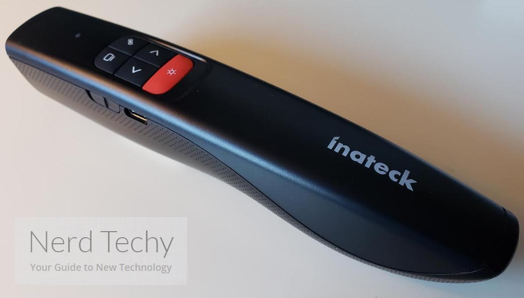 Inateck LED Wireless Presenter
