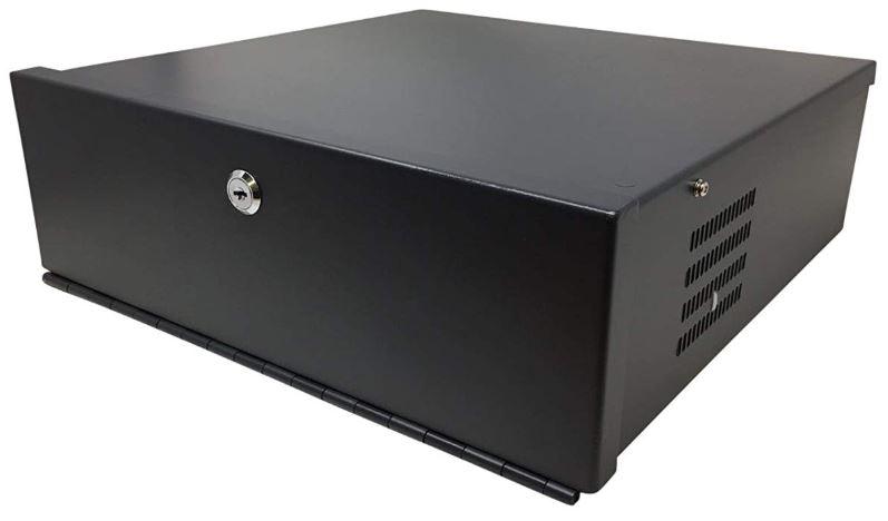 Kenuco Heavy Duty 16 Gauge DVR Security Lockbox