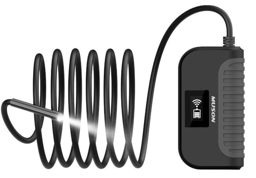 Muson Wireless Endoscope Camera