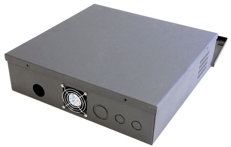 SecurityCameraKing DVR Lockbox with Fan