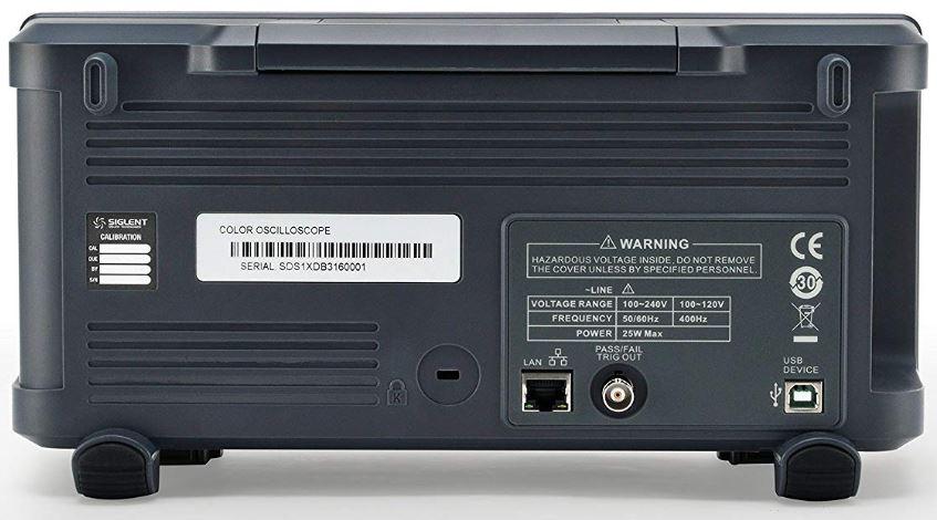 Siglent Technologies SDS1202X-E